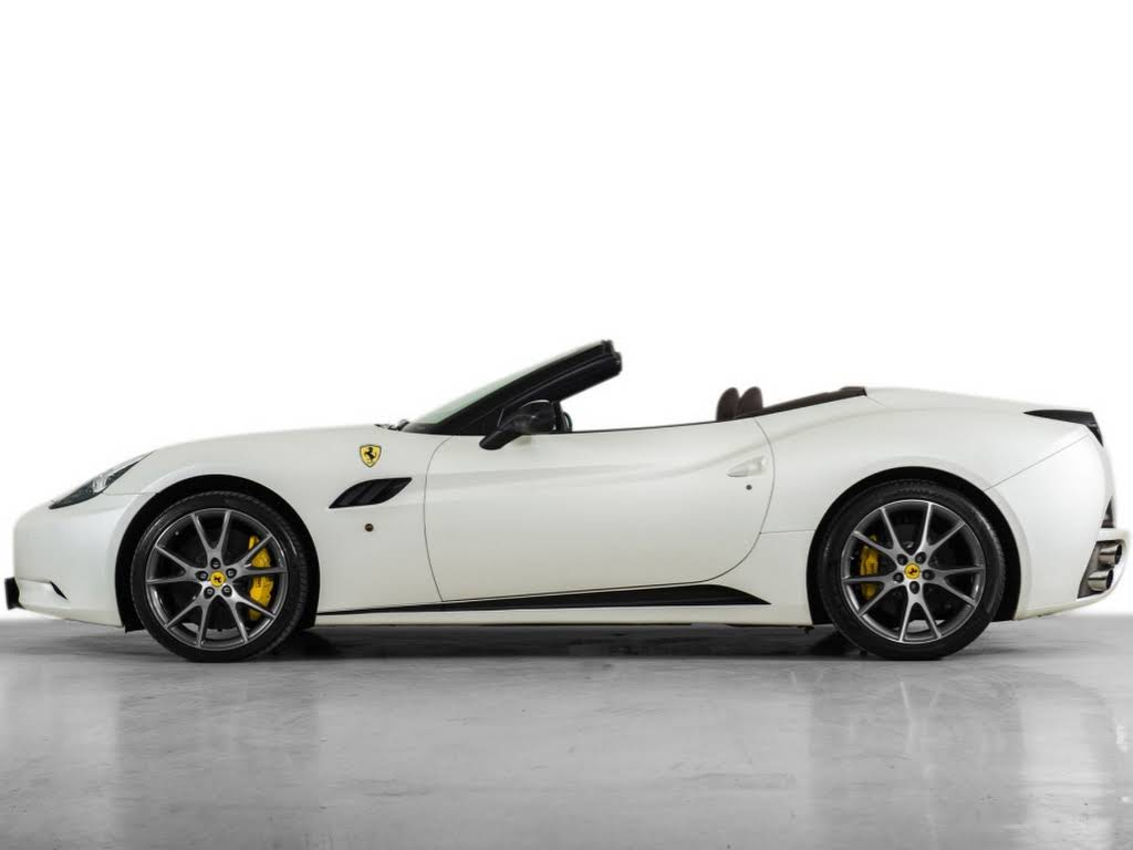 Ferrari California Hire Kjeller