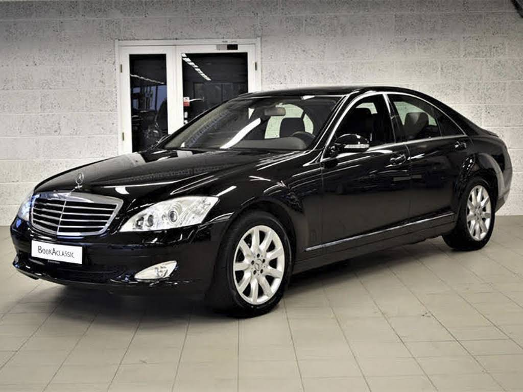Mercedes S Hire Sandnes