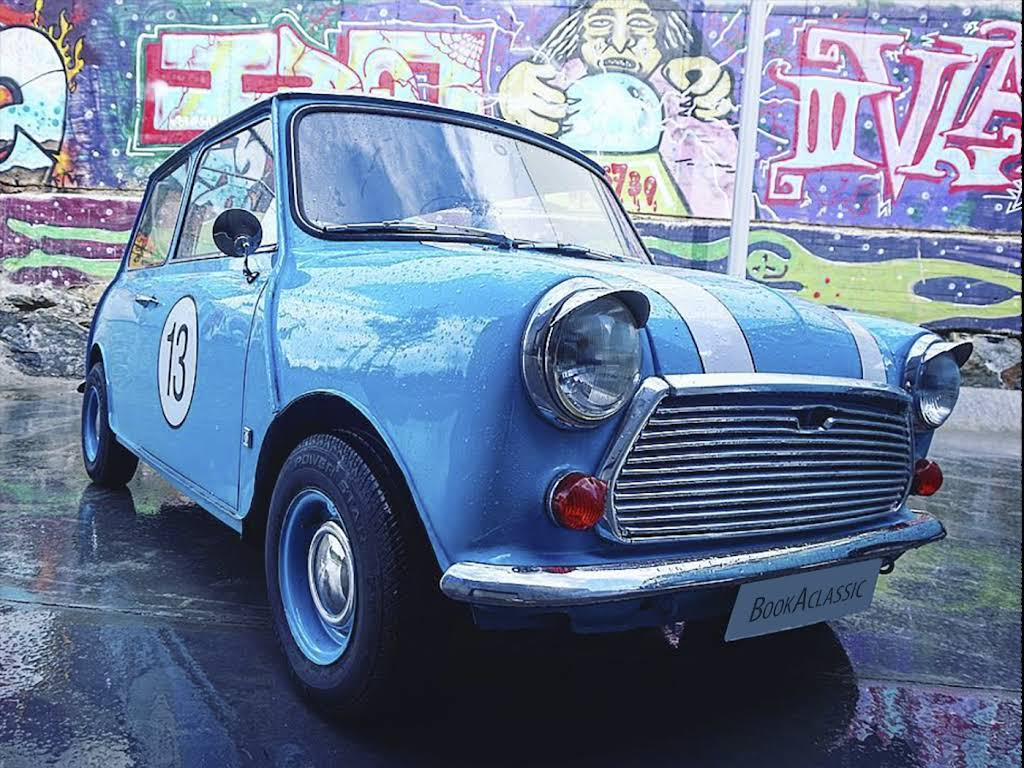 Morris Mini Hire Oslo